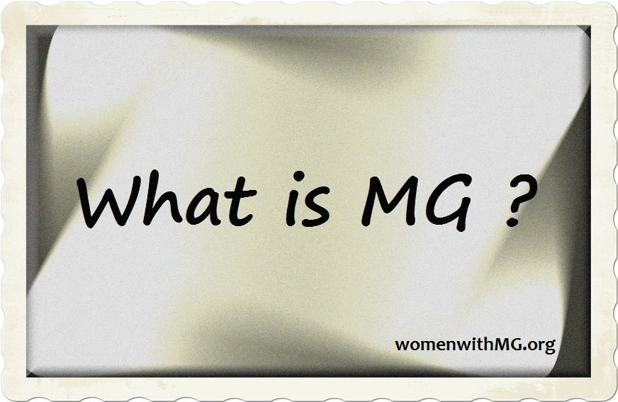 What Is MG wC