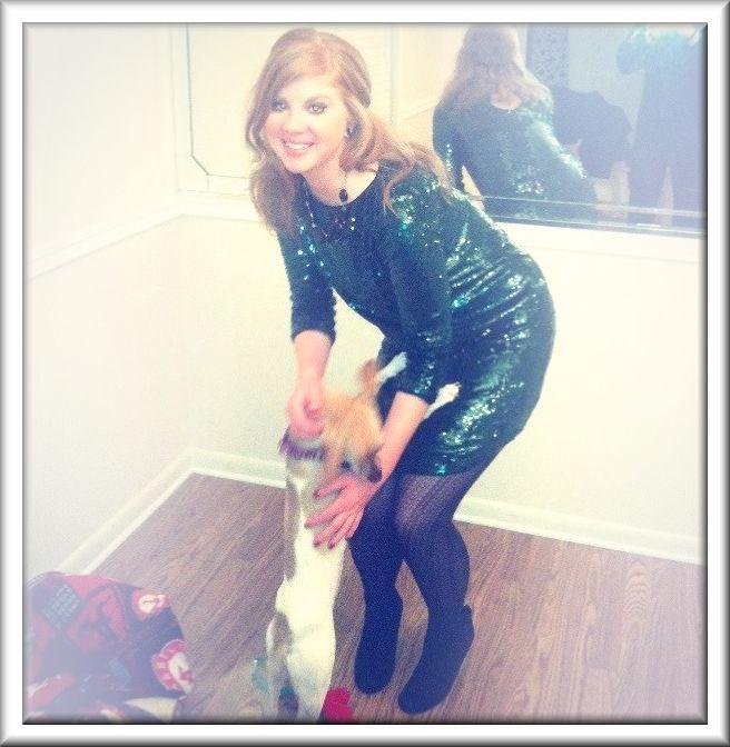 WWMG Mascot Lily with Liz
